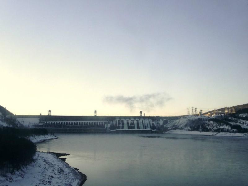 того, что фото гэс на енисее зимой ночью красноярск только тому, кто