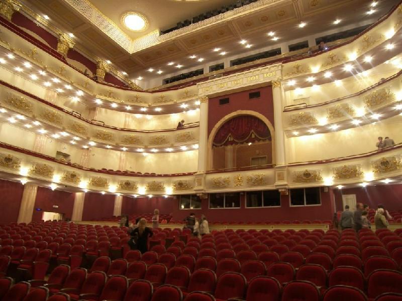 билеты в театр оперы и балета цены самара