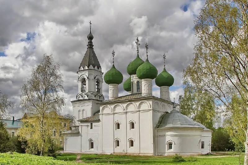 191129 Вологда достопримечательности и история.