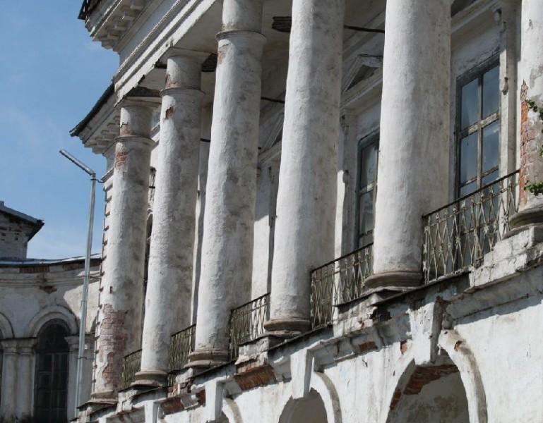 Дом Пьянковых: достопримечательности России, курорт Сольвычегодск