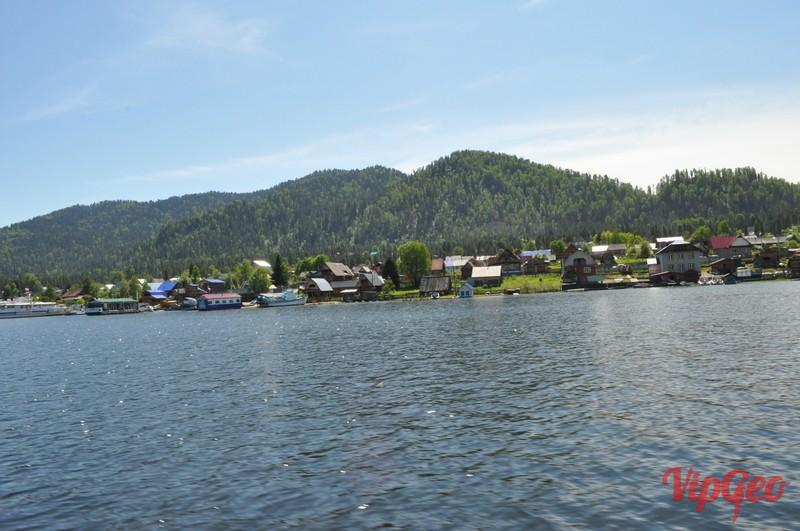 рыбалка на телецком озере цены