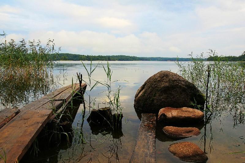 рыбалка на озере велье псковская область