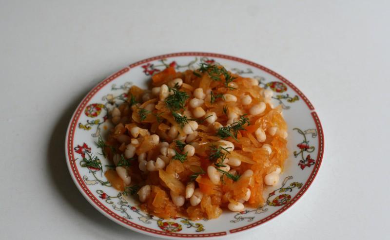 Блюда из бобов рецепты с фото