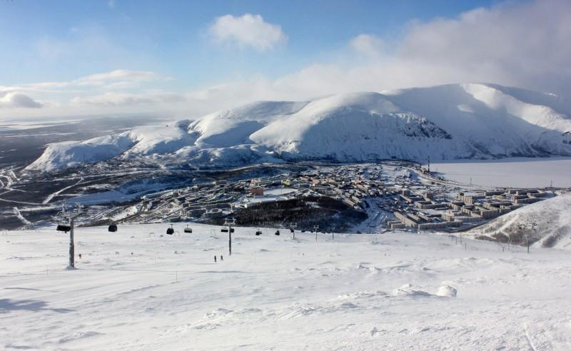 大乌季亚夫尔滑雪场