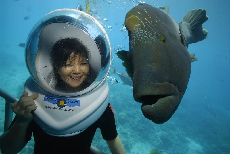 Подводная экскурсия